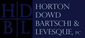 Logo for Horton, Dowd, Bartschi & Levesque, PC