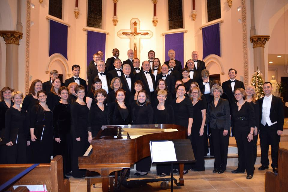The Vernon Chorale Celebrates 35 Years!