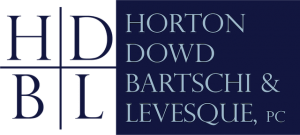 Logo for Horton, Dowd, Bartschi & Levesque, PC